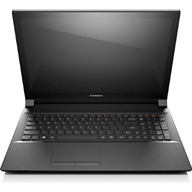 Lenovo B50-80 15.6 Laptop with Intel Core i3 4005U 1.70GHz, 4GB RAM, 500GB HDD, Windows 10 (80LT00H6US)