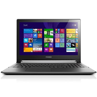 Lenovo Flex 2 15.6 Touchscreen Laptop with Intel Core i5, 6GB RAM, 1TB HDD (59418271)