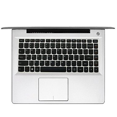 Lenovo IdeaPad U31-70 13.3 Laptop with Intel Core i7-5500U, 500GB HD, 8GB RAM, Windows 10 Home 64 (80M500E2US, White)