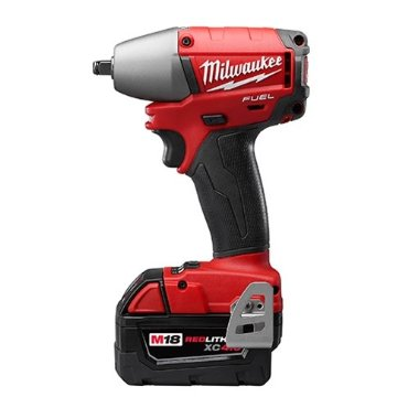 Milwaukee 2654-22 M18 FUEL 3/8 Compact Impact Wrench Kit