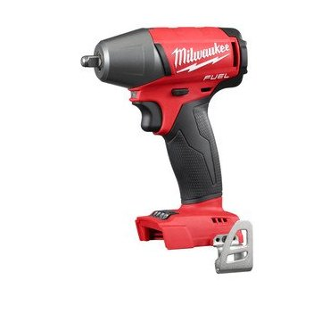 "Milwaukee 2754-20 M18 FUEL 3/8"" Compact Impact Wrench (Bare Tool)"