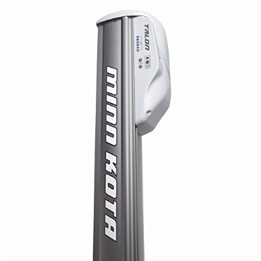 MinnKota 8' Talon Shallow Water Anchor (Silver/White)