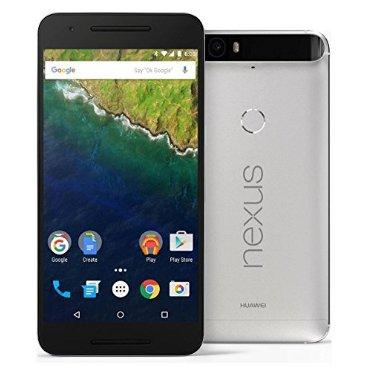 Nexus 6P Unlocked Smartphone (Silver, 64GB)