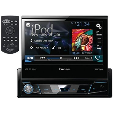 Pioneer AVH-X7700BT 7 Single-DIN GPS Navigation Bluetooth Receiver