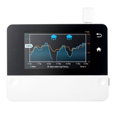 RainMachine HD-12 Forecast Sprinkler - Smart WiFi Irrigation Controller