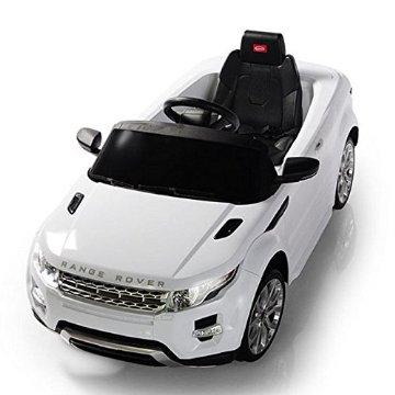 Range Rover Evoque 12V Ride On (White)