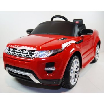 Range Rover Evoque 12V Ride On (Red)