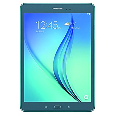 Samsung Galaxy Tab A 9.7 Tablet (16 GB, SMOKY Blue)