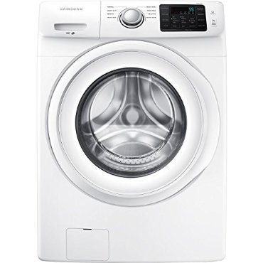 Samsung WF42H5000AW Energy Star 4.2 Cu. Ft. Front-Load Washer with Smart Care (White)