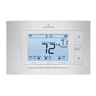Sensi UP500W Wi-Fi Programmable Thermostat by Emerson