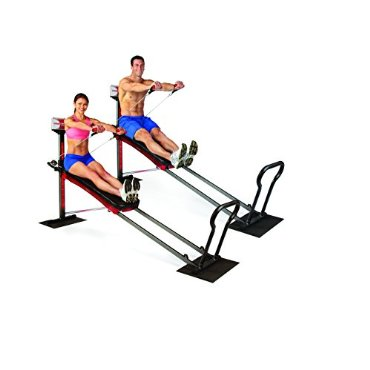 Total Gym 1900 Leg Exercise Machine
