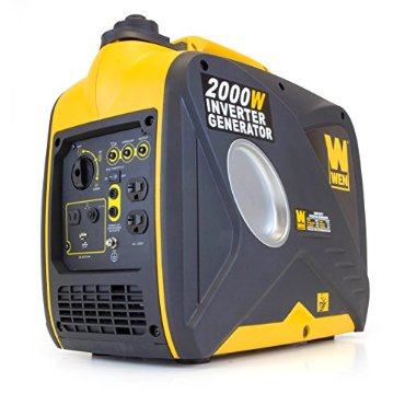 WEN 56200i 2000-Watt 79.7cc OHV 4-Stroke Gas-Powered Portable Inverter Generator (CARB Compliant)