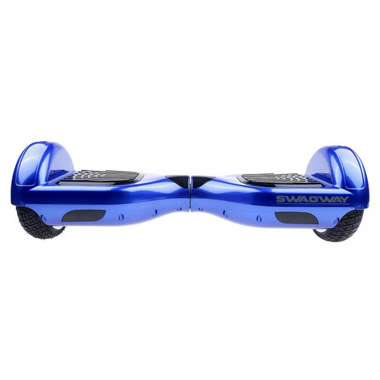 Swagway X1 Self Balancing 2-Wheel Electric Hover Board Scooter (Blue)
