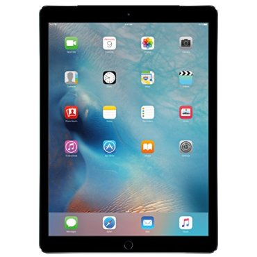Apple iPad Pro (128GB, Wi-Fi + 4G LTE Cellular, Space Gray)