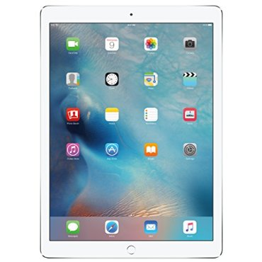 Apple iPad Pro (128GB, Wi-Fi + 4G LTE Cellular, Silver)