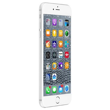 Apple iPhone 6s Plus 128GB Unlocked Phone (Silver)