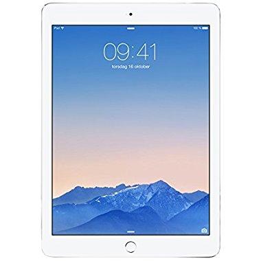 Apple MGKM2LL/A iPad Air 2, 9.7 Retina Display, 64GB, Wi-Fi (Silver) US Version