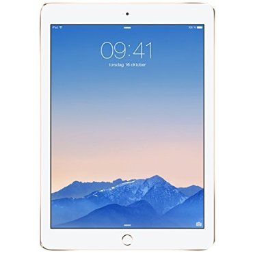 Apple MH182LL/A iPad Air 2 9.7 Retina Display 64GB, Wi-Fi (Gold)
