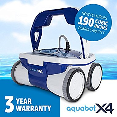 Aquabot X4 Pool Cleaner