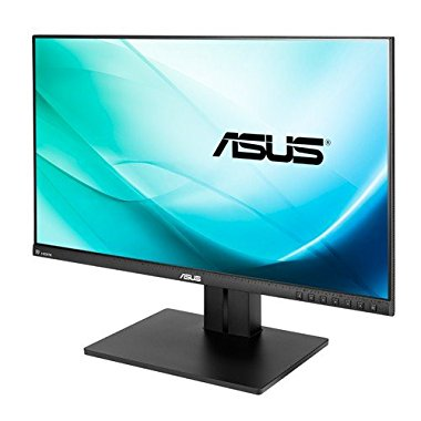ASUS PB258Q 25 WQHD 2560x1440 AH-IPS LED Monitor with DisplayPort, HDMI, DVI-D