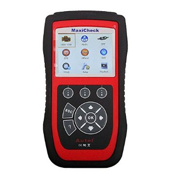 Autel MaxiCheck Pro TPMS ABS SRS SAS DPF OLS EPB OBDII Diagnostic Scan Tool