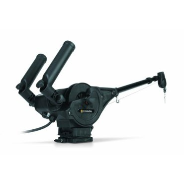 Cannon Digi-Troll 10 Downrigger (Black)