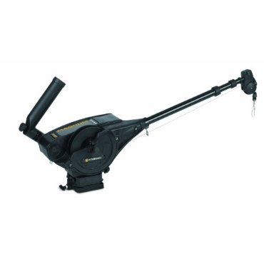 Cannon Magnum 10 STX Electric Downrigger (Black)