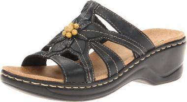 Clarks Lexi Myrtle Slide Sandal (7 Color Options)