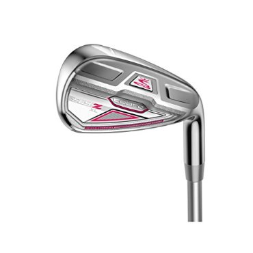 Cobra Women's Fly-Z XL Golf Iron Combo Set (Right, Graphite, 4-6H, 4-PW, SW)