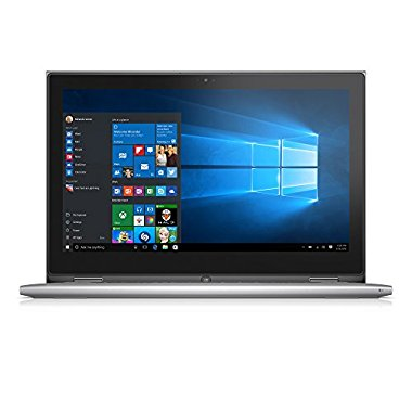 Dell Inspiron i7359-5984SLV Signature Edition 13.3 Touchscreen 2-in-1 PC Laptop (Intel Core i7, 8GB RAM, 500GB HDD + 8GB SSD)