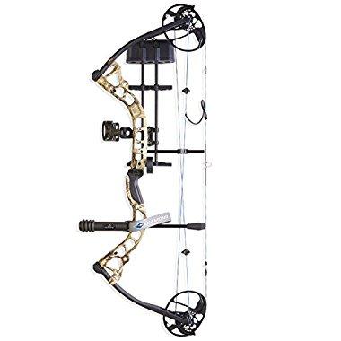 Diamond Archery Infinite Edge Pro Bow Package, Mossy Oak Country, Left Hand