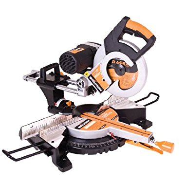 Evolution RAGE 3-DB 10 TCT Multipurpose Cutting Double Bevel Compound Sliding Miter Saw