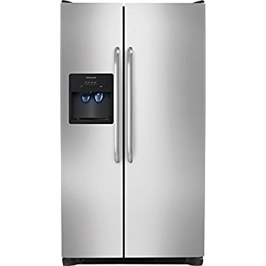 Frigidaire FFSS2314QS 33 Freestanding Refrigerator (Stainless Steel)