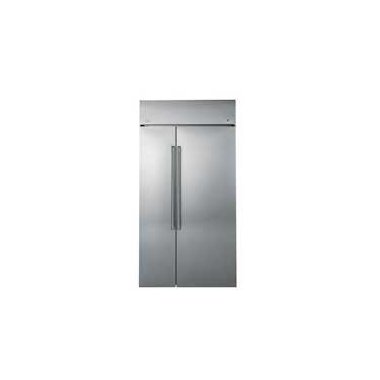 GE Cafe CSB42WSKSS 42 Built In Refrigerator