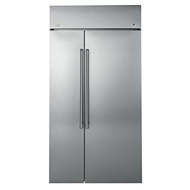 GE Cafe CSB48WSKSS 48 Built In Refrigerator