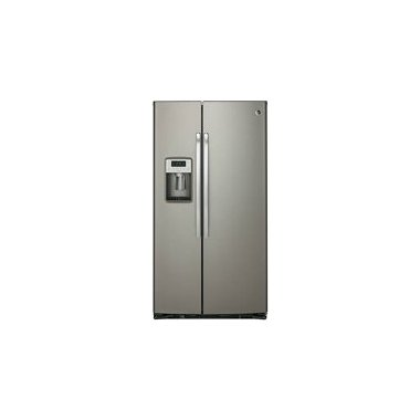 GE Profile PZS22MMKES 36 Counter-Depth Side-By-Side Refrigerator (Slate)