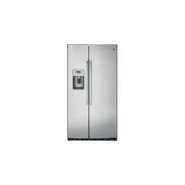 GE Profile PZS22MSKSS 36 Counter-Depth Side-By-Side Refrigerator (Stainless Steel)