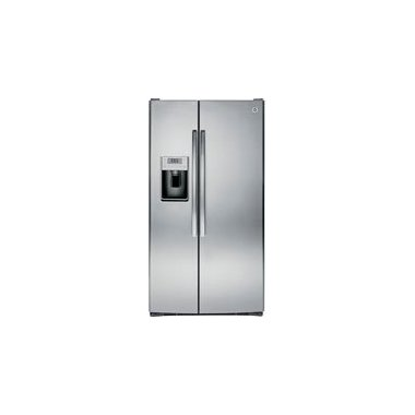 GE PSS28KSHSS Profile 28.4 Cu. Ft. Side-By-Side Refrigerator (Stainless Steel)