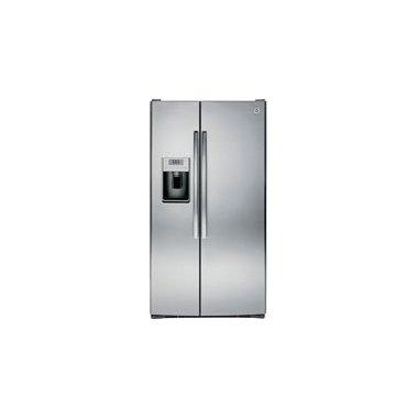 GE PSS28KSHSS Profile 28.4 Cu. Ft. Side-By-Side Refrigerator (Stainless Steel)