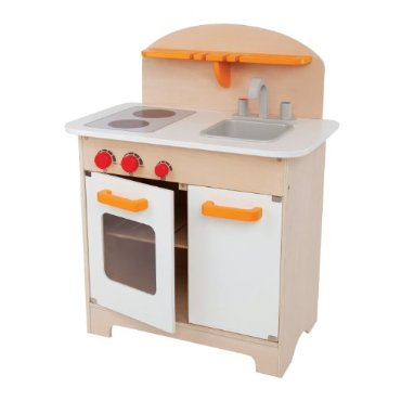 Hape Playfully Delicious Gourmet Kitchen (White)