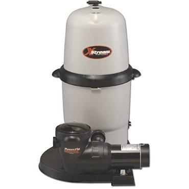 Hayward CC15093S XStream Full-Flo 150sq. ft. Cartridge Filter System with 1 1/2HP Power-Flo Matrix Pump