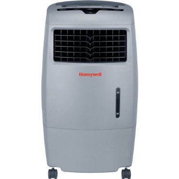 Honeywell CO25AE 52 Pt. Indoor/Outdoor Portable Evaporative Air Cooler with Remote Control
