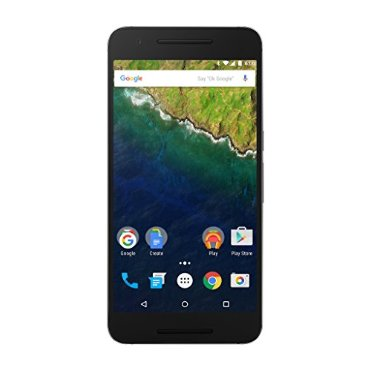 Huawei Nexus 6P 64GB Unlocked LTE Phone (Graphite)