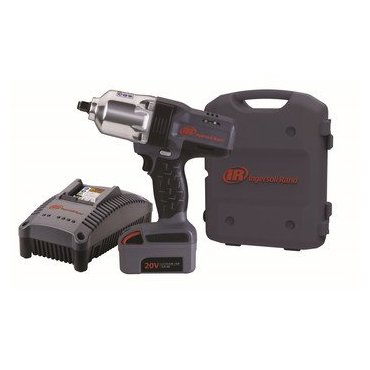 Ingersoll Rand W7150-K1 1/2 High-Torque Impactool Kit with Charger, Li-Ion Battery and Case