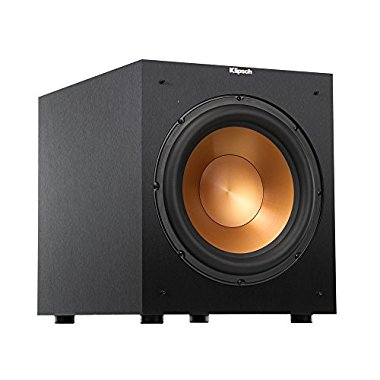 "Klipsch Reference R-12SW 12"" 400W Powered Subwoofer"