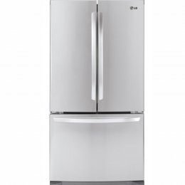 LG LFC21776ST 36 French Door 21 cu. ft. Refrigerator (Stainless Steel)