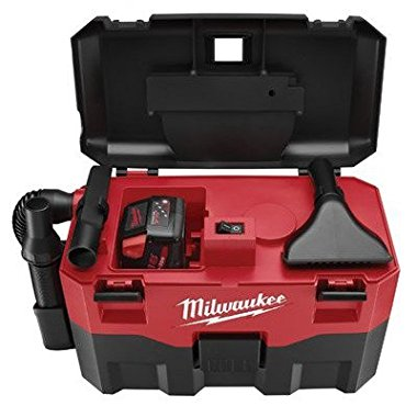 Milwaukee 0880-20 M18 18-Volt Wet/Dry Vacuum w/ Crevice Tool