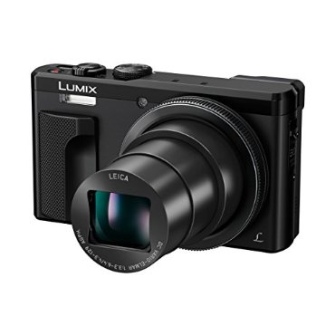 Panasonic Lumix ZS60 4K 18MP Digital Camera with Wi-Fi
