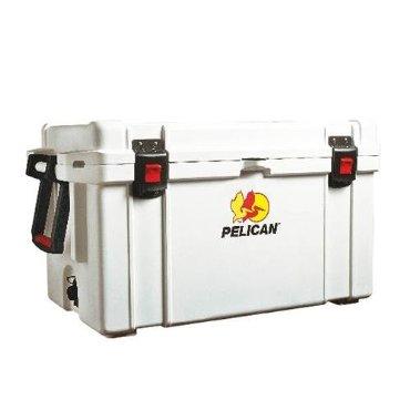 Pelican 65QT Elite ProGear Cooler (White, 65Q-MC-WHT)