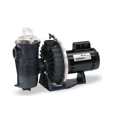 Pentair 346249 Challenger Standard Efficiency Single Speed Up Rated High Pressure Pump, 2-1/2 HP (CHII-N1-2-1/2A)